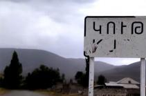 Կութի մուտքը փակ է, քանի որ հակառակորդի կողմից դեռ մայիսից կա որոշակի առաջխաղացում. Գեղարքունիքի մարզպետ (Տեսանյութ)