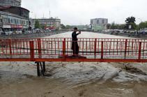 Ջրհեղեղի պատճառով Աֆղանստանում մահացել է մոտ 150 մարդ