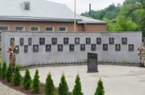 3-րդ զորամիավորման զորամասերից մեկում բացվել է հուշահամալիր՝ նվիրված 44-օրյա պատերազմում զոհված 22 անմահ հերոսների հիշատակին