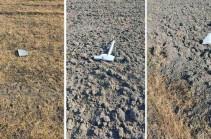 "Armenian Air-Defense forces shoot down Azerbaijan's ""Aerostar"" UAV"