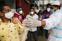 ВОЗ зафиксировала четвертую волну коронавируса на Ближнем Востоке и в Северной Африке