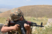 Azerbaijan undertakes another provocation on border in the direction of Nakhichevan