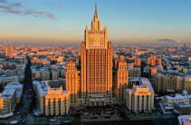 Russia's MFA comments on the recent developments on Armenian-Azerbaijani border