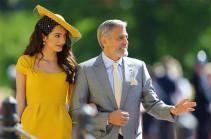 Жена Джорджа Клуни снова беременна близнецами