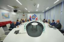 Հայաստանն ու Վրաստանը քննարկում են արագընթաց գնացքի գործարկման հնարավորությունը, ինչը թույլ կտա Երևանից Թբիլիսի հասնել 2-3 ժամվա ընթացքում