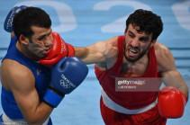 Հովհաննես Բաչկովը հաղթեց ադրբեջանցի մրցակցին և դուրս եկավ 1/4 եզրափակիչ