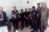 44-օրյա պատերազմում զոհված Իսահակ Սիմոնյանը հետմահու պարգևատրվել է «Մարտական ծառայության» մեդալով