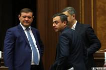 Ишхан Сагателян будет выдвинут кандидатом на пост вице-спикера от оппозиции