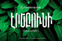 Америабанк открывает новый филиал – «Эребуни» (Видео)