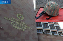 Soldier in Artsakh died from explosion of grenade he kept illegally