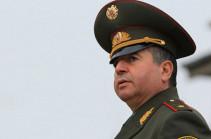 Arshak Karapetyan appointed Armenia's defense minister