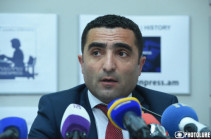 Romanos Petrosyan re-appointed in post of minister of environment