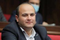 Нарек Мкртчян назначен министром труда и социальных вопросов