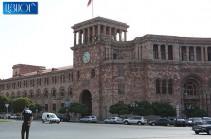 Հայաստանի կառավարությունը համարվում է կազմավորված