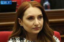 Лилит Макунц назначена послом Армении в США