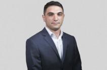 Акоп Симидян назначен главным советником Никола Пашиняна