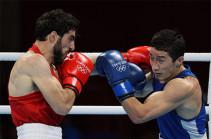 Ованнес Бачков вышел в полуфинал Олимпийских игр