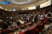 Armenia's parliamentary opposition to apply to CC to dispute NA speaker election results