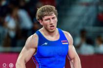 Артур Алексанян стал серебряным призером Олимпийских игр