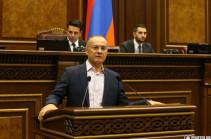 Поспешный процесс делимитации и демаркации очень опасен для Арцаха, и для Армении – Сейран Оганян