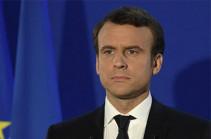 Հայերն անցնում են բազում փորձությունների միջով. Ֆրանսիան միշտ ձեր կողքին կլինի. Էմանուել Մակրոն
