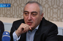 Протестующие на протяжении лет перед посольством РФ приглашают сегодня Россию разместиться на границах Армении – Карен Кочарян