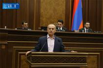 Вероятность широкомасштабных военных действий со стороны Азербайджана не уменьшится даже в случае проведения делимитации – Сейран Оганян