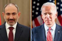 США призывают Армению и Азербайджан как можно скорее приступить к субстантивным  переговорам: Байден поздравил Пашиняна