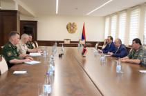 Аршак Карапетян и Рустам Мурадов обсудили ситуацию на армяно-азербайджанской границе