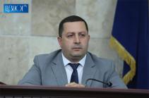 Ованнес Ованнисян назначен исполняющим обязанности ректора ЕГУ