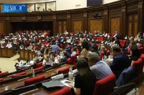 Фракция «Гражданский договор» предложила организовать выборы вице-спикера от оппозиции