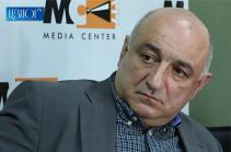 Борис Навасардян: Открыто преследуют тех журналистов, которые передают нежелательные сведения о парламентских событиях