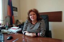В отношении судьи Заруи Нахшкарян возбуждено дисциплинарное производство: причина – отказа заявить самоотвод по делу дочери Пашиняна