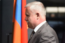 CSTO Secretary General arrives in Armenia