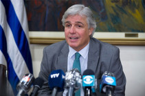 Uruguay FM to visit Armenia