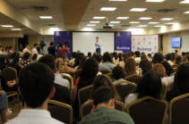 """Ralph Yirikian shares Viva-MTS success story with the participants of the """"Buissup"""" Conference"""