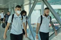 Сборная Армении по футболу вылетела в Северную Македонию: Генрих Мхитарян присоединится к команде в Скопье