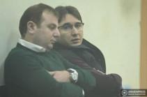 Эрик Алексанян отказался защищать интересы Армена Геворкяна из-за судьи Анны Данибекян