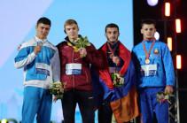 Հայաստանը ևս 4 մեդալ է նվաճել ԱՊՀ երկրների առաջին խաղերում