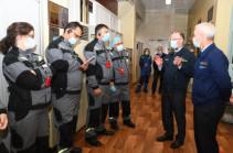 Эксперты из Армении посетили Кольскую АЭС