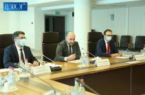 Развития экономического роста Армении в 2021 году оцениваются позитивнее, чем ожидалось - ЦБ