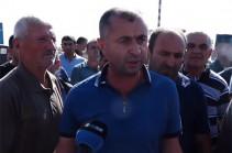 Руководитель общины Гегамасар Акоп Аветян вместе с сотрудниками аппарата вызван в полицию