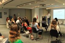 Ralph Yirikian shared Viva-MTS management experience to Leadership School students