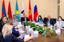 Երևանում տեղի է ունեցել ԵԱՏՄ անդամ պետությունների իրավասու մարմինների ղեկավարների և ԵՏՀ կոլեգիայի անդամի «5+1» ձևաչափով խորհրդակցությունը