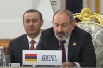 Использование отдельными странами террористов для достижения военно-политических целей неприемлемо – Пашинян