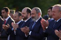 Մեր նահատակների հիշատակի նկատմամբ հարգանքի ամենամեծ դրսևորումը պիտի լինի ապրող, զարգացող Հայաստանի Հանրապետությունը. Փաշինյանը պարգևներ է հանձնել «ՀՀ վարչապետի գավաթ»-ի հաղթողներին
