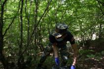 В Матагисе обнаружены останки еще одного армянского военнослужащего