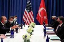 Блинкен обсудил с Чавушоглу ситуацию в Нагорном Карабахе