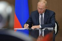 Путин назначил Микаэла Агасандяна постоянным полномочным представителем России при ОДКБ