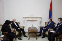 Իրանական կողմին մտահոգում է Իրանը Հայաստանին կապող ենթակառուցվածքների օգտագործման շուրջ ծագած խնդիրները